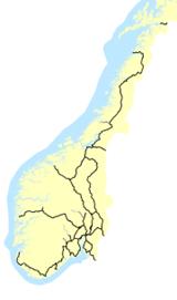 Thumbnail for Jernbane - Banenettverk